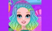 Plecione fryzury