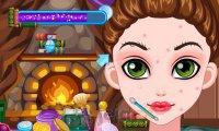 Makijaż czarodziejki