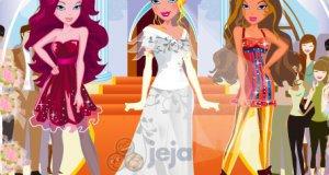 Piękne dziewczyny - ślub Mary