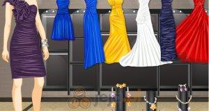 Marszczone sukienki