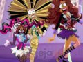 Bąbelki z postaciami Monster High