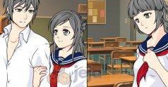 Bohaterowie mangi w szkole 13