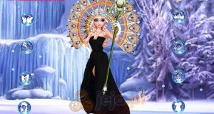 Elsa - anioł z Krainy lodu