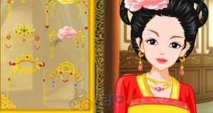 Chinka z dynastii Tang
