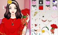 Walentynkowa Róża