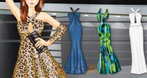 Wytworne sukienki