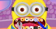 Minionki u dentysty
