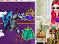 Księżniczki i moda plażowa