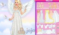 Śliczny anioł