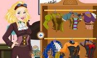 Księżniczki w stylu steampunk