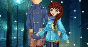 Śnieżna randka
