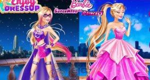 Barbie: Superbohaterka vs księżniczka