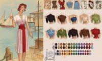 Moda z lat 40-tych