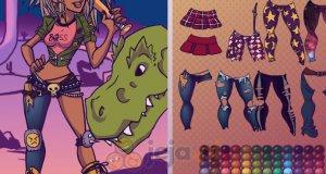 Łowczyni dinozaurów