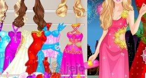 Barbie na przyjęciu