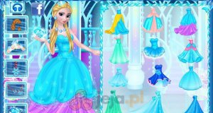 Elsa i lodowy bal