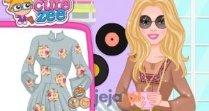 Barbie i zapach wiosny