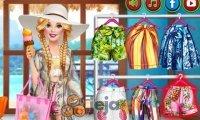 Barbie odwiedza Moanę