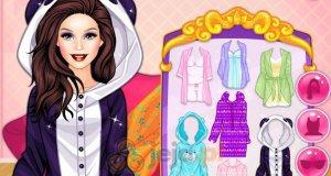 Barbie i piżama party