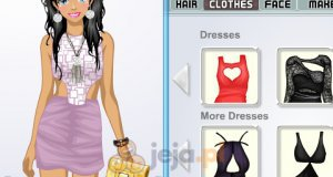 Wycięte sukienki