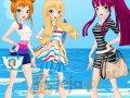 Dziewczyny nad morzem