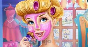 Prawdziwy makijaż Kopciuszka