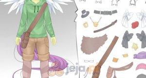 Tworzenie postaci z My Little Pony