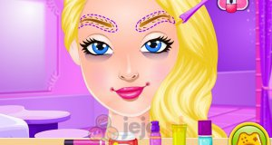 Super Barbie w szkole