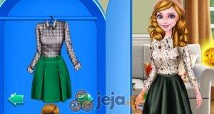 Księżniczki i moda na chłodne dni