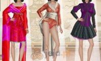 Modelki na wybiegu: turne po świecie