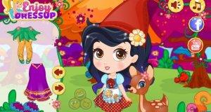 Chibi księżniczki Disneya