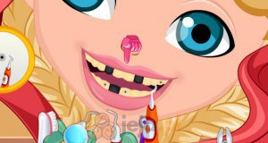 Czerwony Kapturek u dentysty