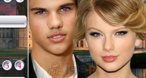 Taylor Swift i Taylor Lautner