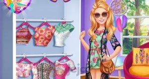 Barbie i wzory na lato