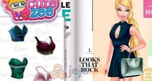 Barbie i sesja zdjęciowa