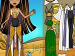 Cleo de Nile w Egipcie