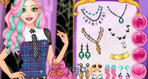 Roszpunka fanką Monster High