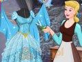 Sukienka dla księżniczki Disneya
