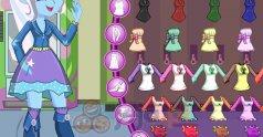 Trixie Lulamoon z Equestria Girls