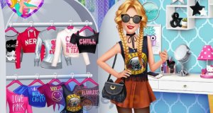 Modowy blog Barbie