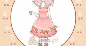 Słodka dziewczynka