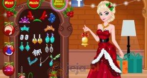 Elsa i spóźnione święta