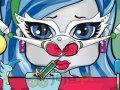 Mała Monsterka i problemy z nosem