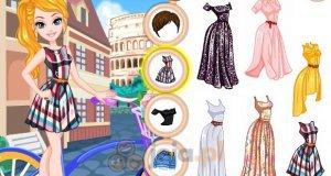 Uliczny styl Rzymu