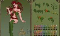 Kreator postaci: Poison Ivy