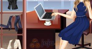 Strój do pracy w biurze