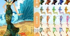 Cleo de Nile nad morzem