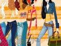 Ubrania z jeansu i nie tylko