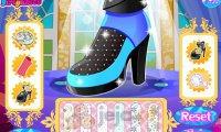 Kopciuszek projektuje buty