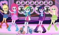 Roztańczone Equestria Girls